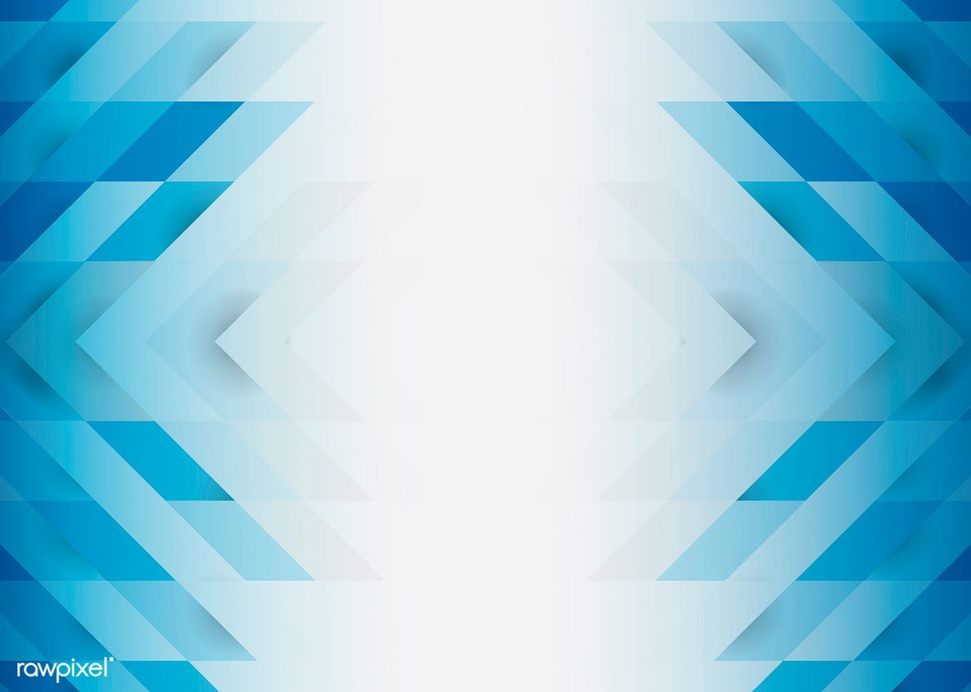Blue Modern Background Design Vector Free Image By Rawpixel Com