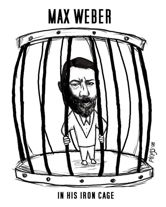max weber in his iron cage click on this image to find a short