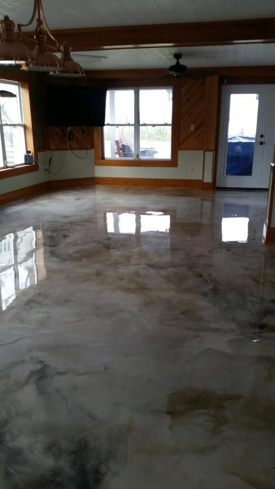 lake arthur louisiana metallic epoxy flooring contractor marvelous marble epoxy concrete. Black Bedroom Furniture Sets. Home Design Ideas