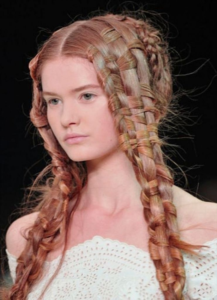 Hairstyle For Prom Long Hair Looking Gorgeous With Prom ...