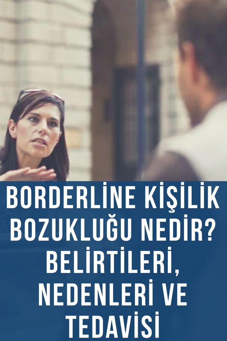 Borderline Kişilik Bozukluğu