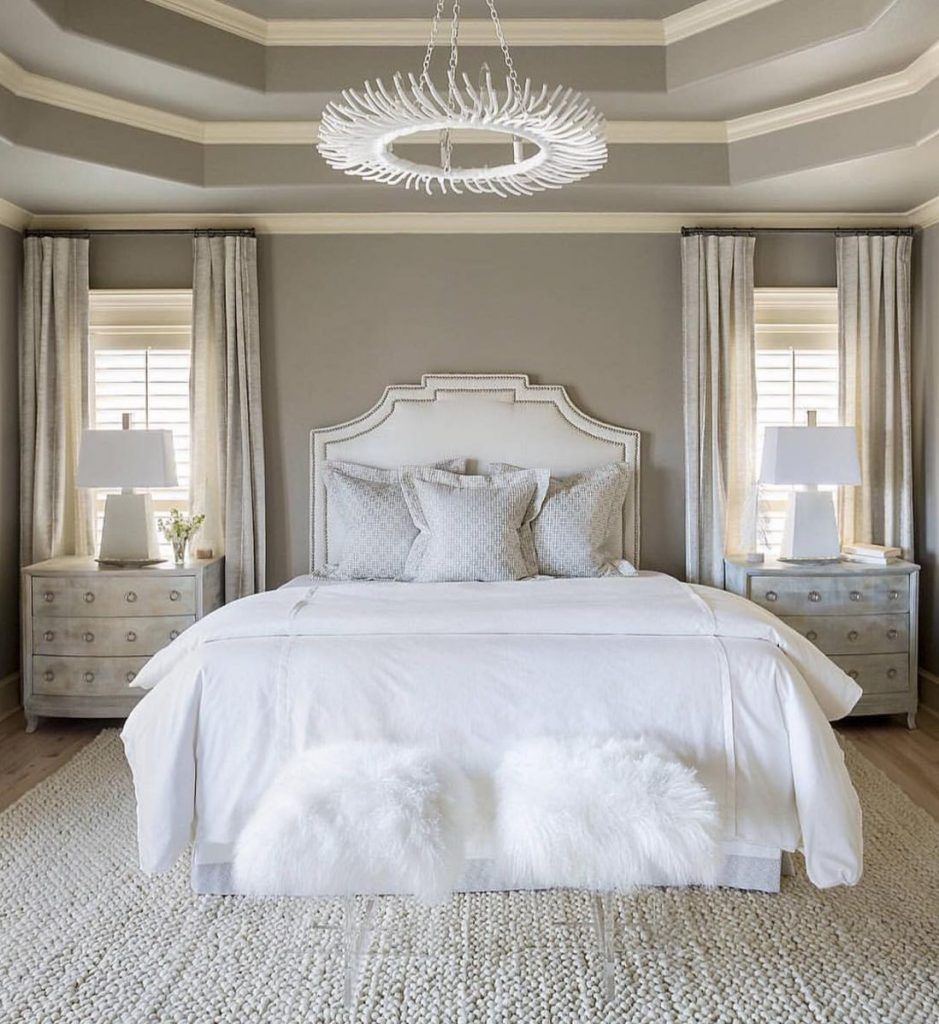 Best 25 Ways To Make Your Master Bedroom Feel Like A Boutique 400 x 300