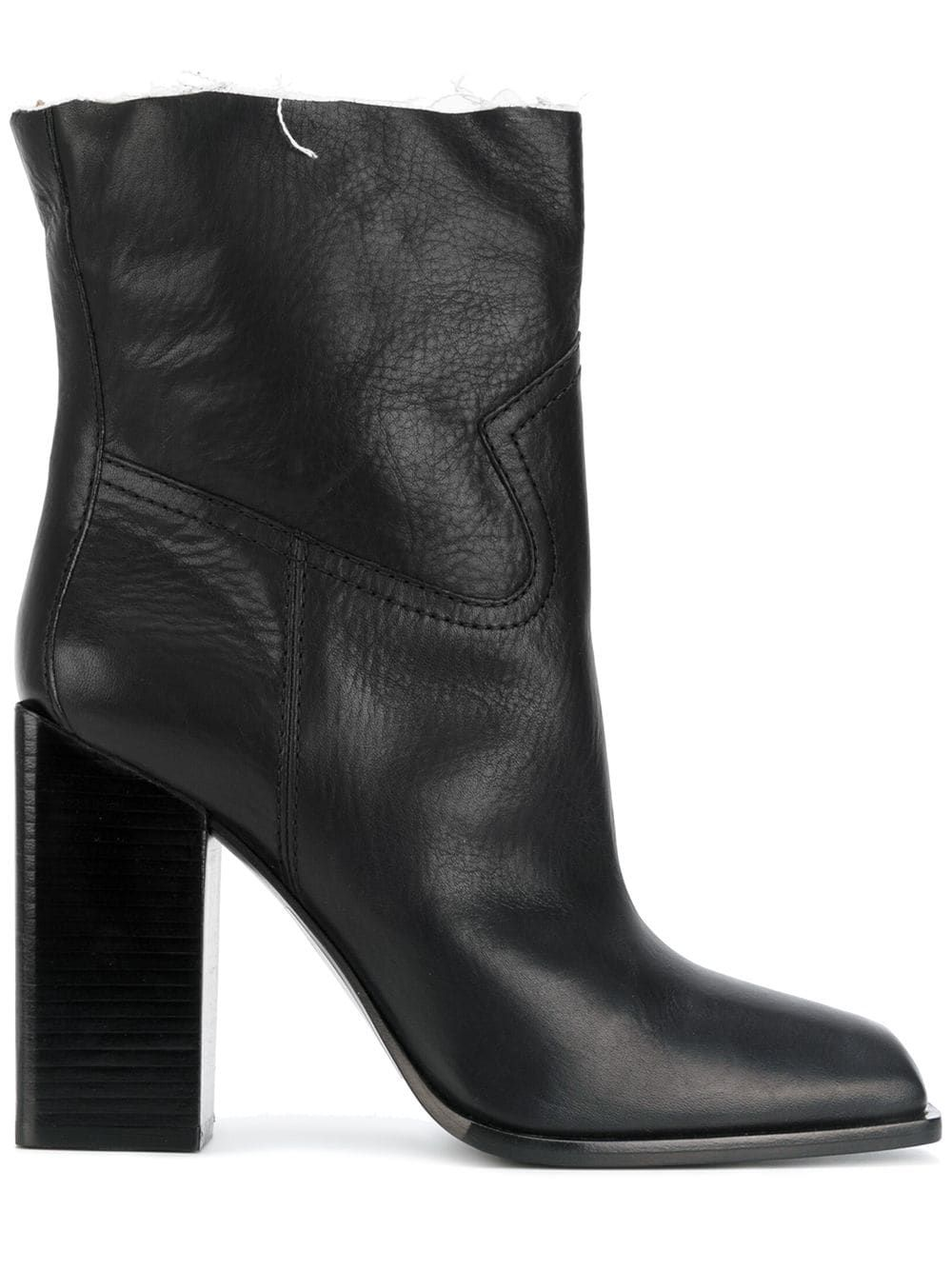 44dcacc8a82 Saint Laurent Jodie 105 Western ankle boots - Black in 2019 ...