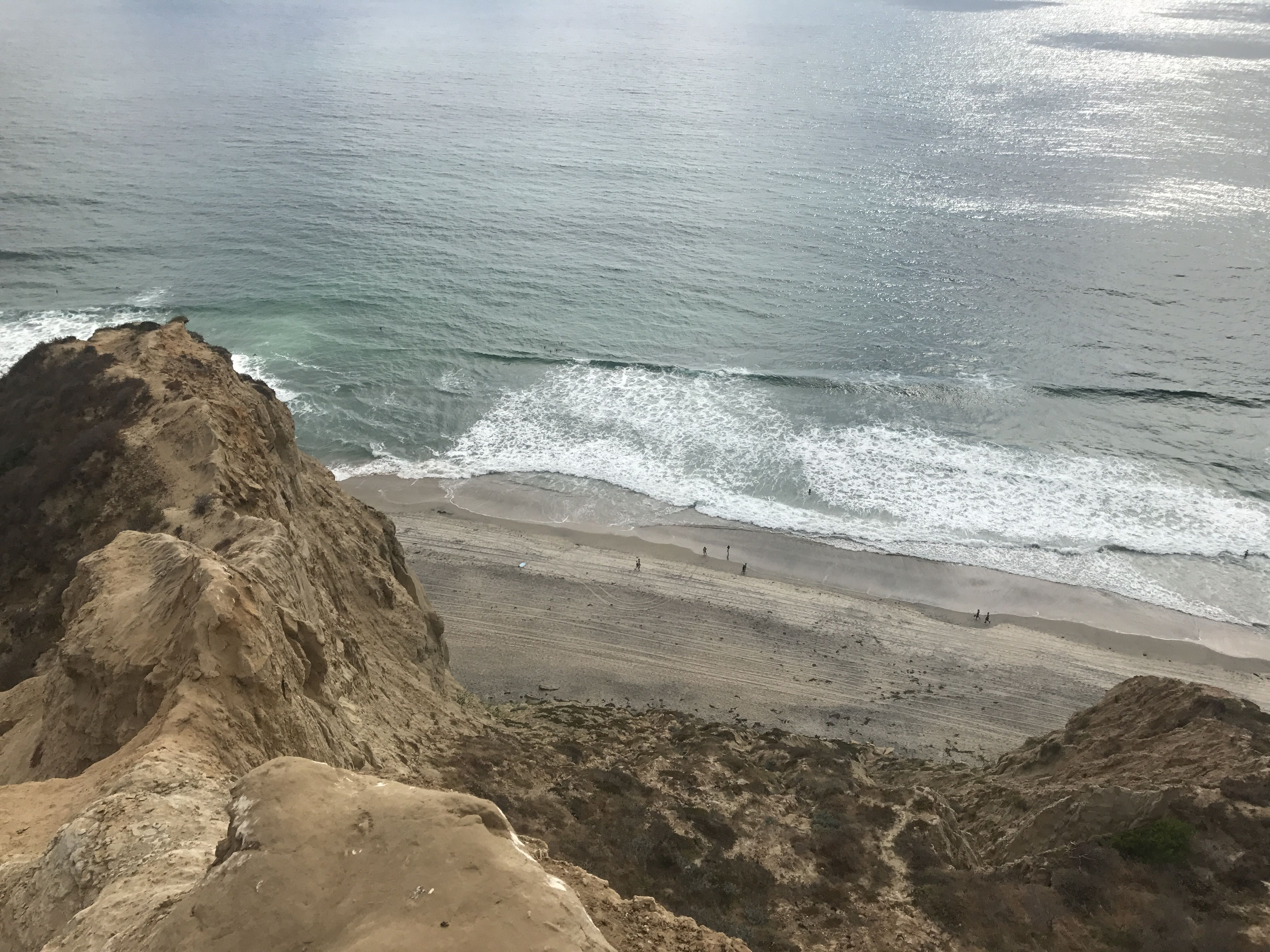 Blacks Beach - La Jolla, California - Clothing-Optional