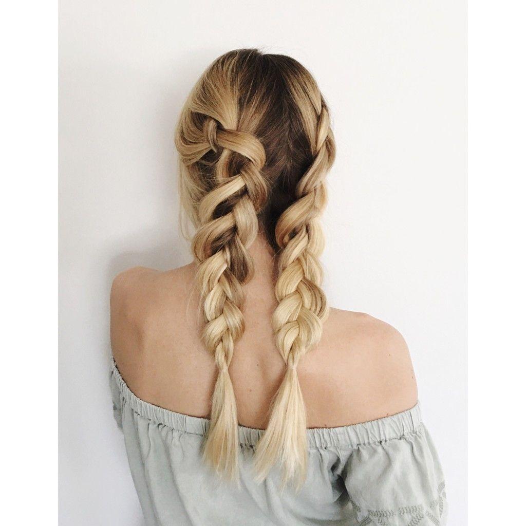 Four simple weatherproof hairstyles easyhairstyles easy
