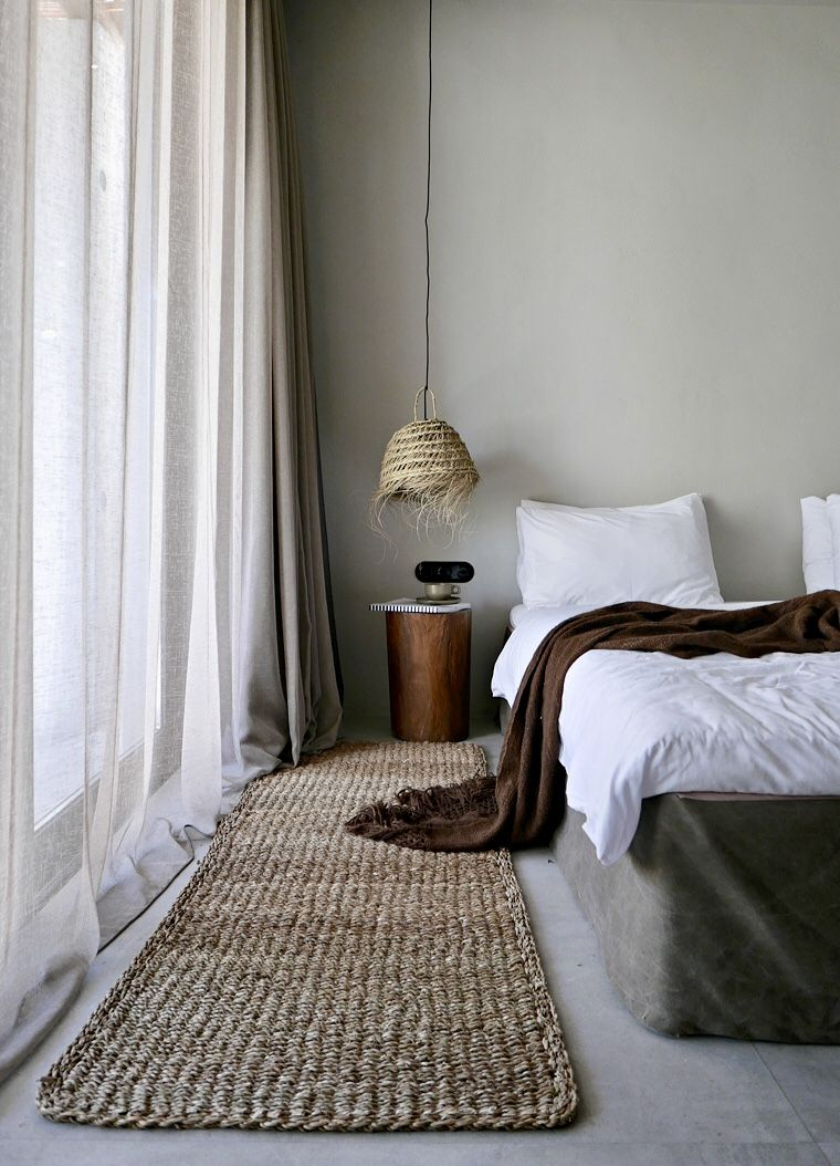 kleuren vooral de muur kleur slaapkamer inspo natuurslaapkamer rustiek hedendaags hedendaagse slaapkamer