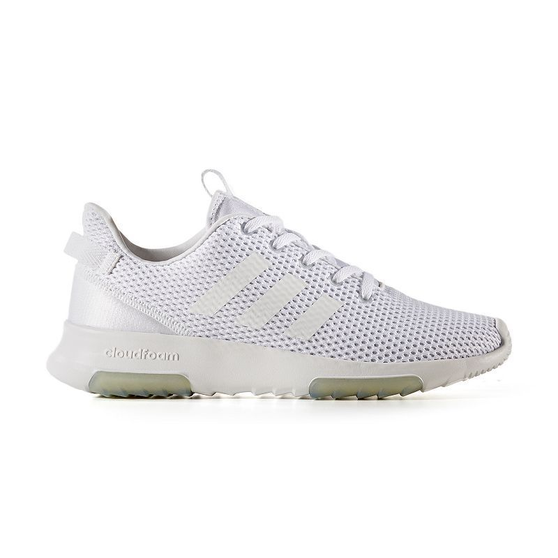 Adidas NEO Cloudfoam Racer TR Women\u0027s Sneakers, Size: 11, White