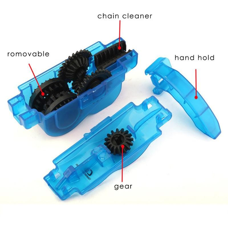 Bicycle Chain Cleaning And Degreasing Tool Bicycle Bike Bike Chain