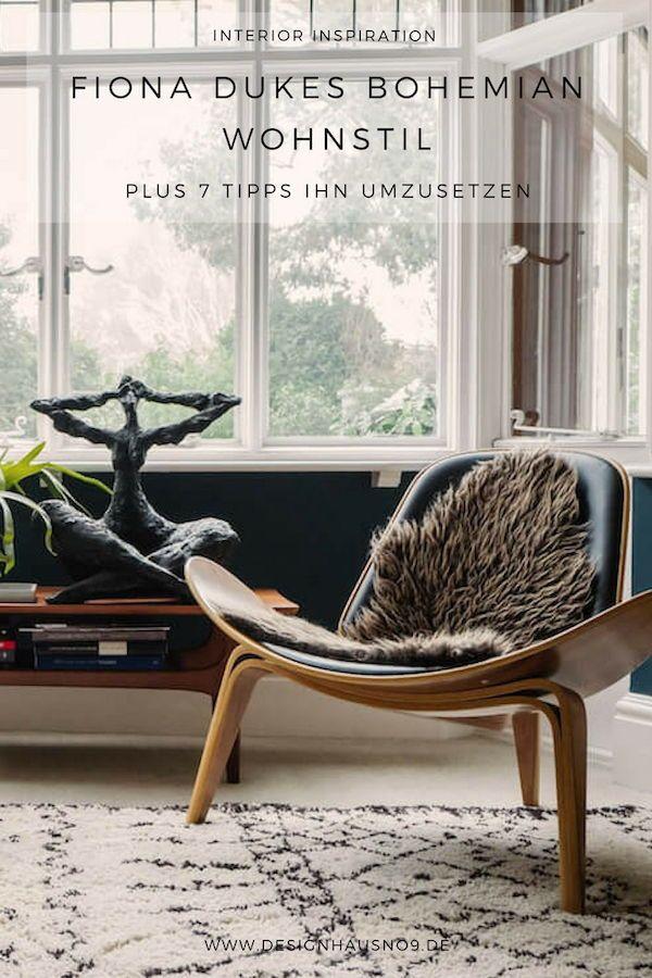 7 Tipps für einen schicken Bohemian Wohnstil interiores Pinterest