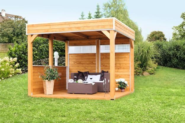Beautiful Gazebo Designs Creating Contemporary Outdoor Seating