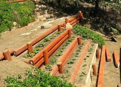 Landscaping Ideas For Slopes · Hillside GardenGarden Landscape  DesignLandscape ...
