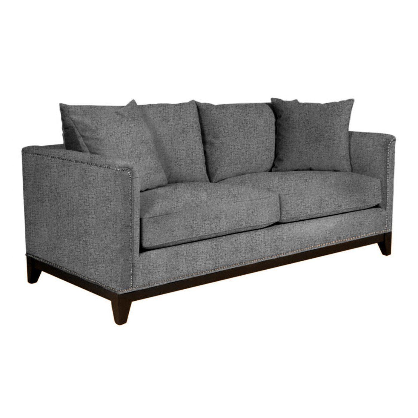 La Brea Studded Sofa CHOICE OF FABRICS