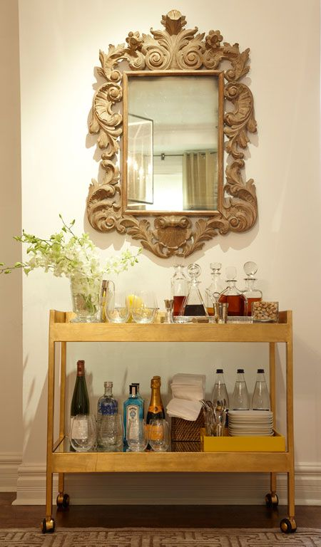Why you need a bar cart?