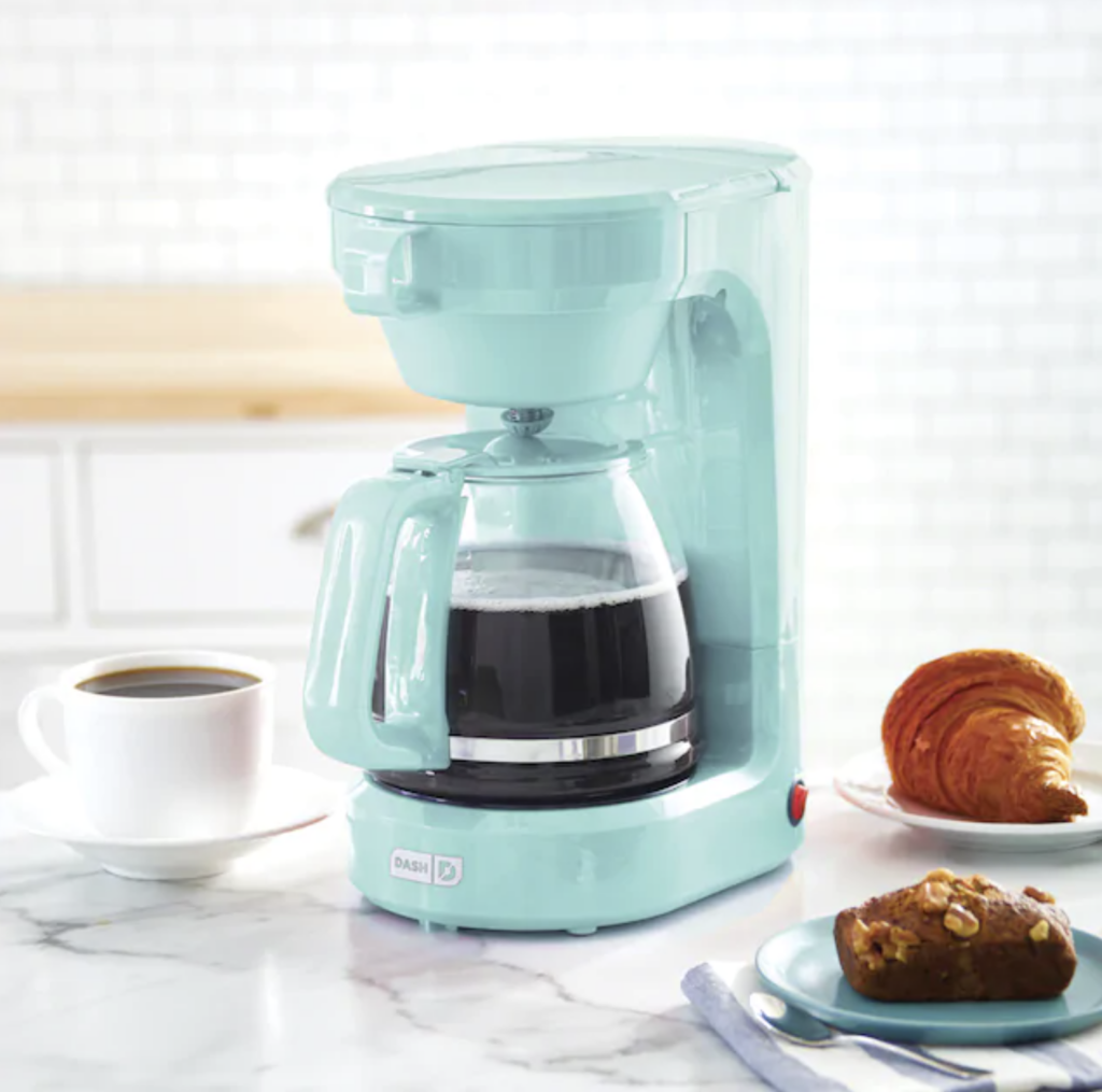 12 Cup Express Coffee Maker JUST 19.99 (40 Value) in