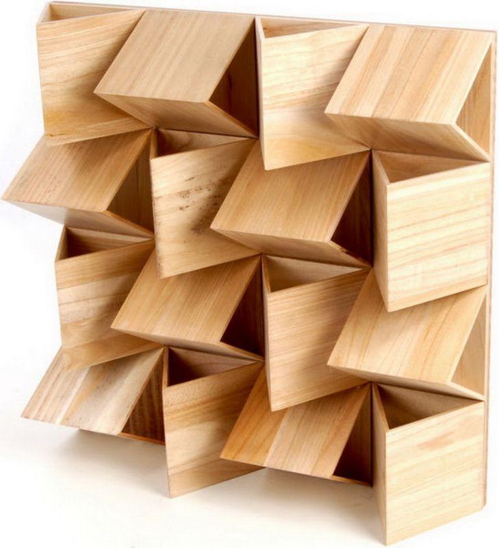 Controsoffitto diffrattori legno w fractor music room - Aislantes acusticos caseros ...