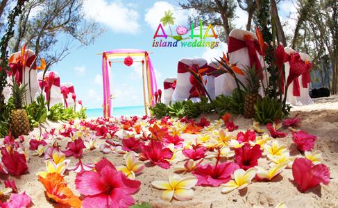 Weddings In Hawaii By Aloha Island