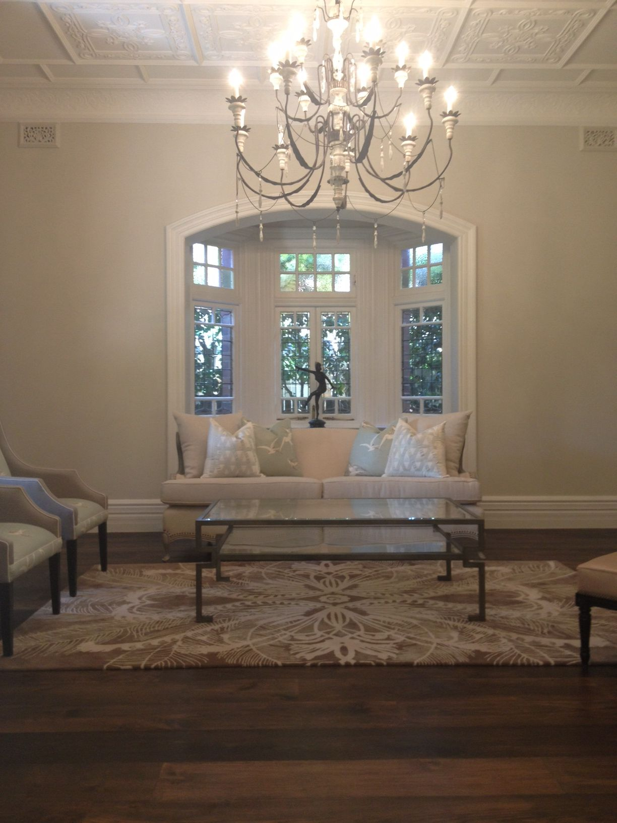 Formal Sitting Room Chairs Game With Casters Private Residence Catherine
