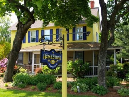 The Homestead Bed Breakfast At Rehoboth Beach Pet Friendly