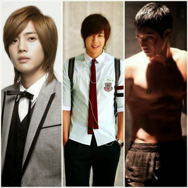 pics of Kim Hyun Joong and his family | Nice words from Kpopstarz.com about HuynJoong comeback drama.
