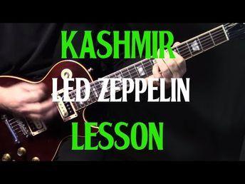 kashmir led zeppelin easy guitar chord shapes standard tuning guitar lesson youtube guitar. Black Bedroom Furniture Sets. Home Design Ideas