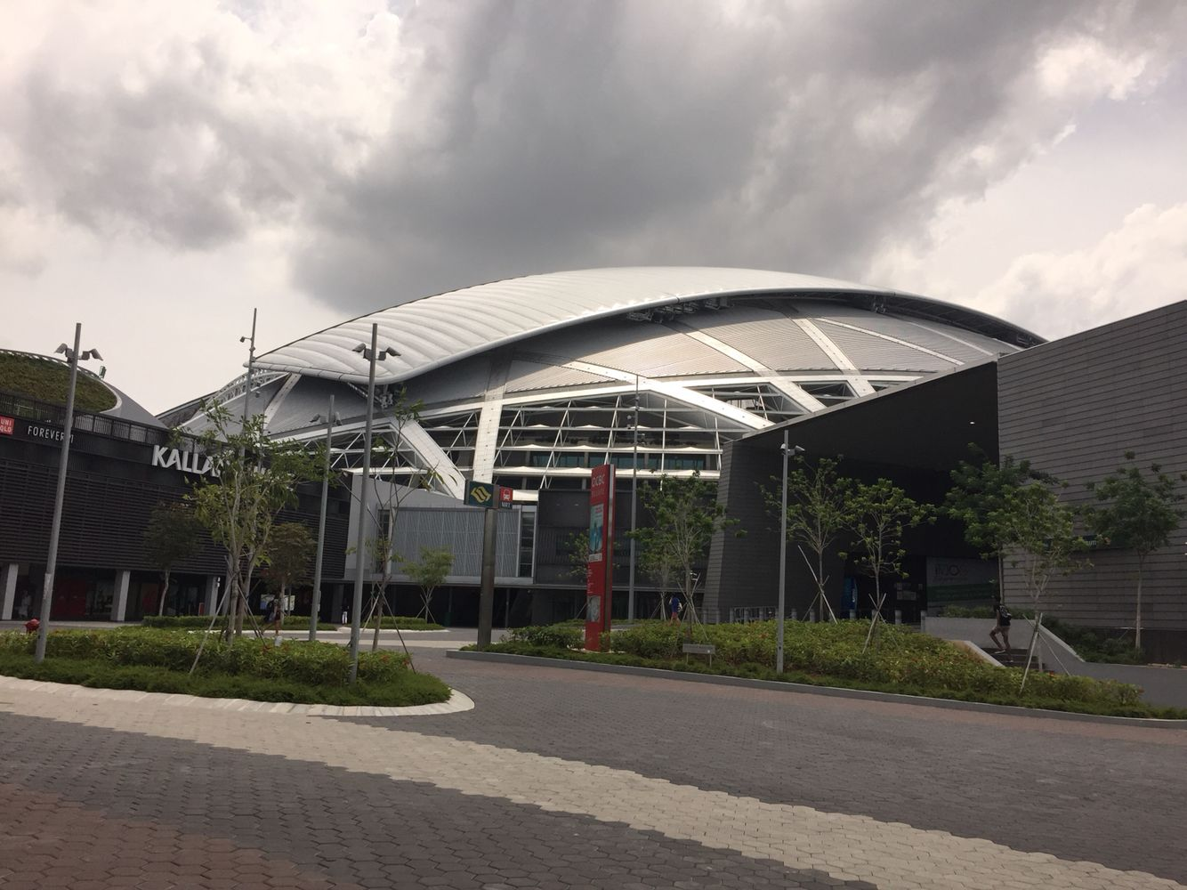 Singapore Sports Hub House styles, Mansions, Civil