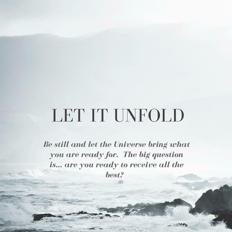 Let iT unfold