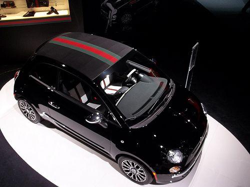 2013 Fiat 500 Gucci Convertible Fiat 500 Fiat Fiat 500 Gucci