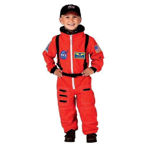 NASA Jr Astronaut Suit Halloween Costume H-Costumes for Everyone - cool halloween costume ideas for guys