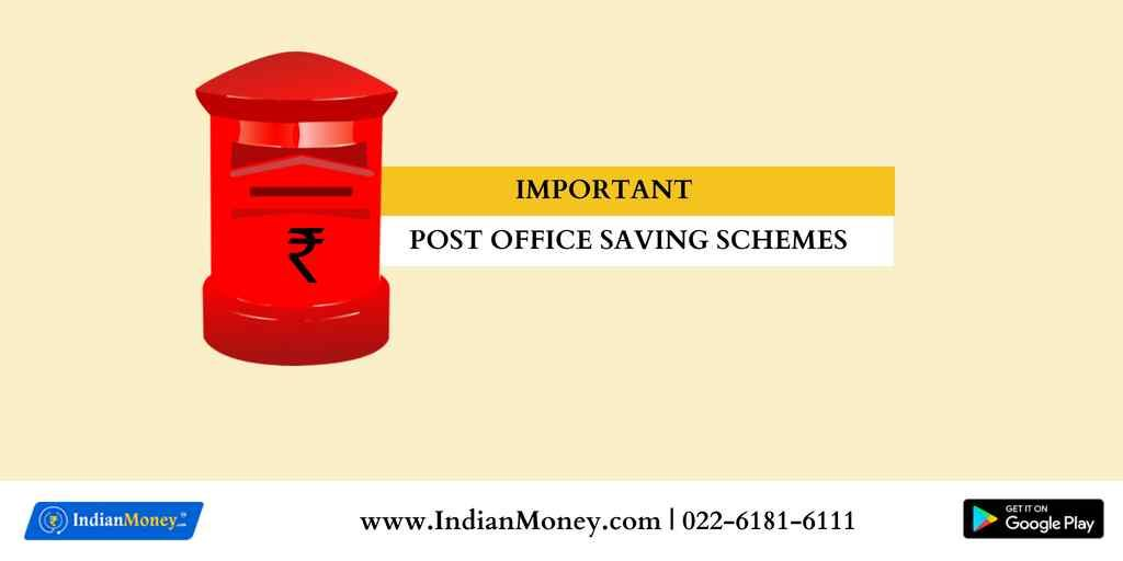 Important Post Office Saving Schemes Post Office Best Interest Rates Investing