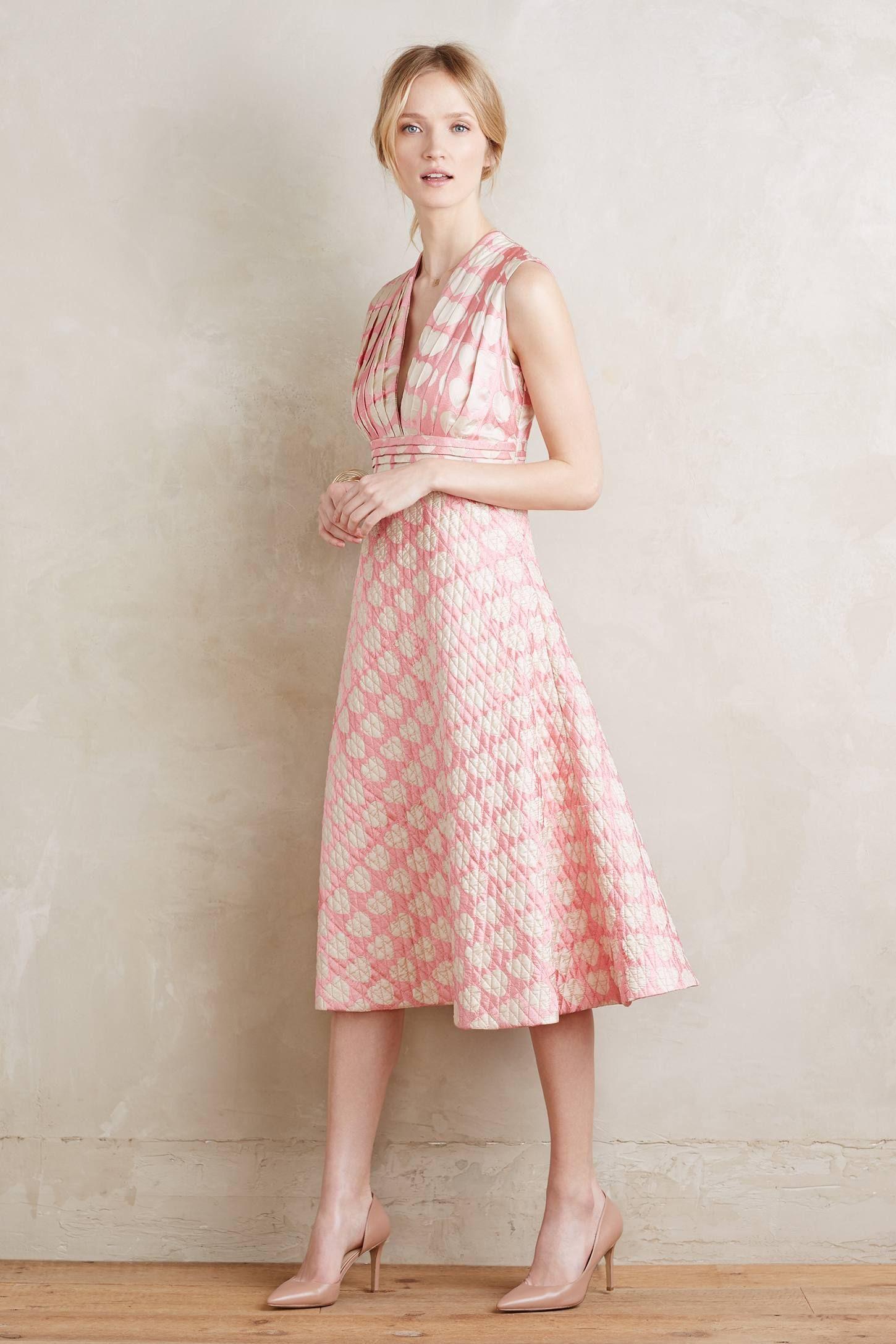 Sugared Hearts Midi Dress | Lindo y Vestiditos