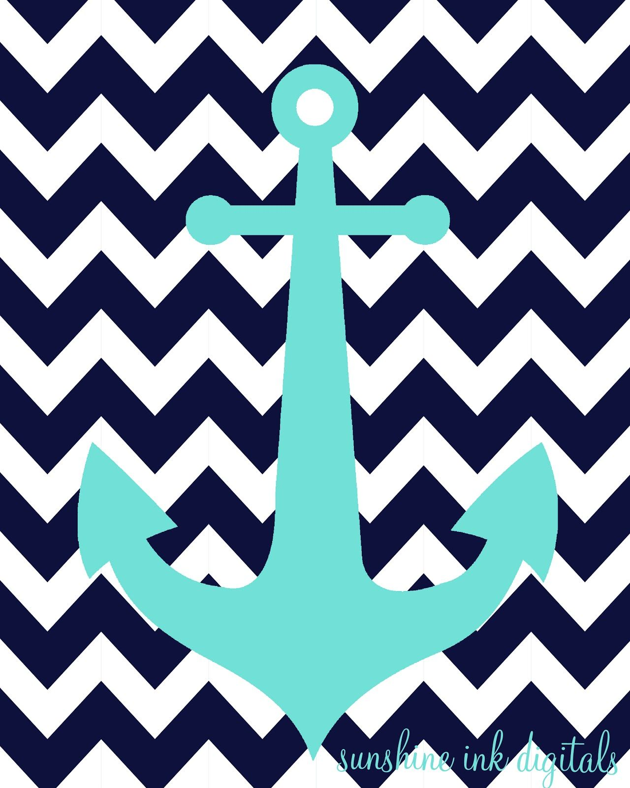 Preppy Anchor Backgrounds Preppy anchor backgroundsPreppy Anchor Wallpaper