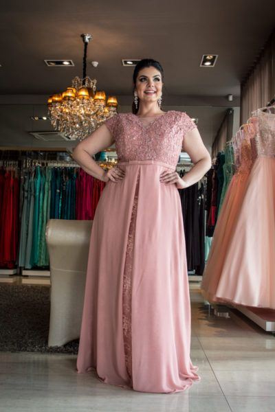 53ba11d8f644 Arquivos Vestidos Plus Size - Página 2 de 3 - Saia Justa Moda Festa -  Vestidos e Acessórios - Curitiba