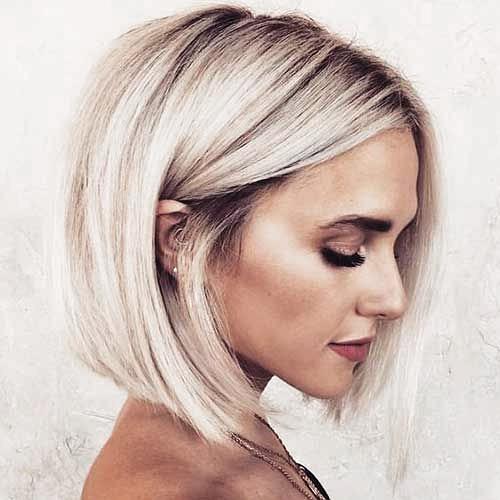 fine 1. kurze bob-frisur quelle 2. blonde bob frisur 2019