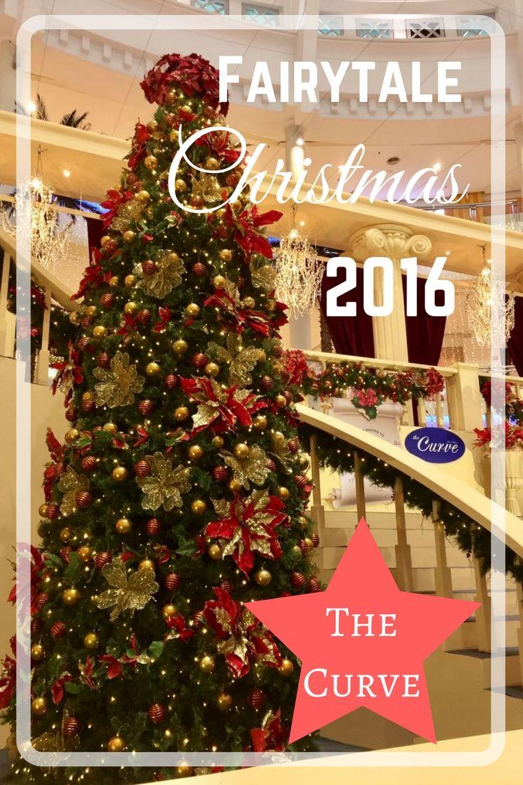 Fairytale Christmas Decorations.Fairytale Christmas Decoration 2016 At The Curve Malaysia