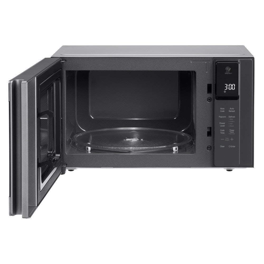 Lg Lmc0975ast Neochef 0 9 Cu Ft Countertop Microwave Oven 20 X 12 X 16 Inches Stainless S Stainless Steel Microwave Countertop Microwave Microwave In Kitchen