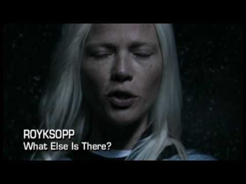 Royksopp What Else Is There Learning To Live Again Modern Music Music Therapy