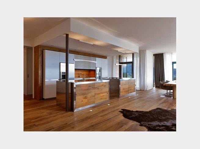Wie man eine Küche gemütlich gestaltet? Klassische, neutrale ...