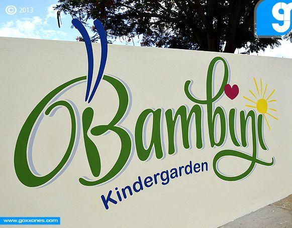 Loghi Bambini ~ Instalaciones bambini kindergarden mao valverde r.d.