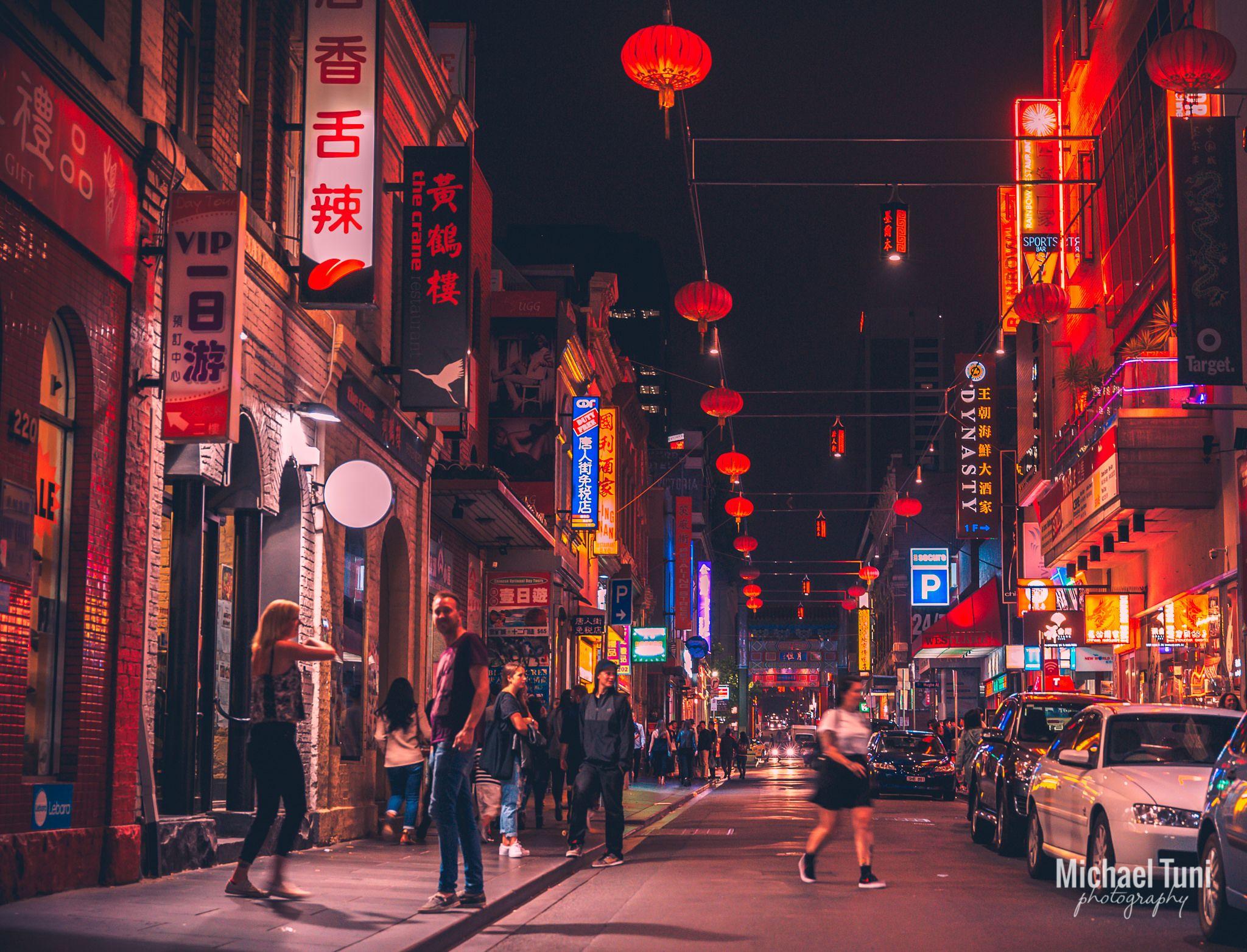 China Town in 2020 Australia, Melbourne, China