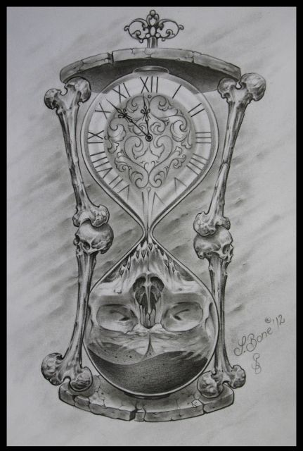 Sand clock tattoo designs  Stephan Bone: Sanduhr | Tattoo, Tattoo designs and Tatting