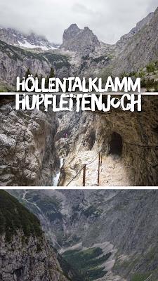 Rundweg Höllentalklamm Hupfleitenjoch | Wandern Zugspitze #outdoorplätze