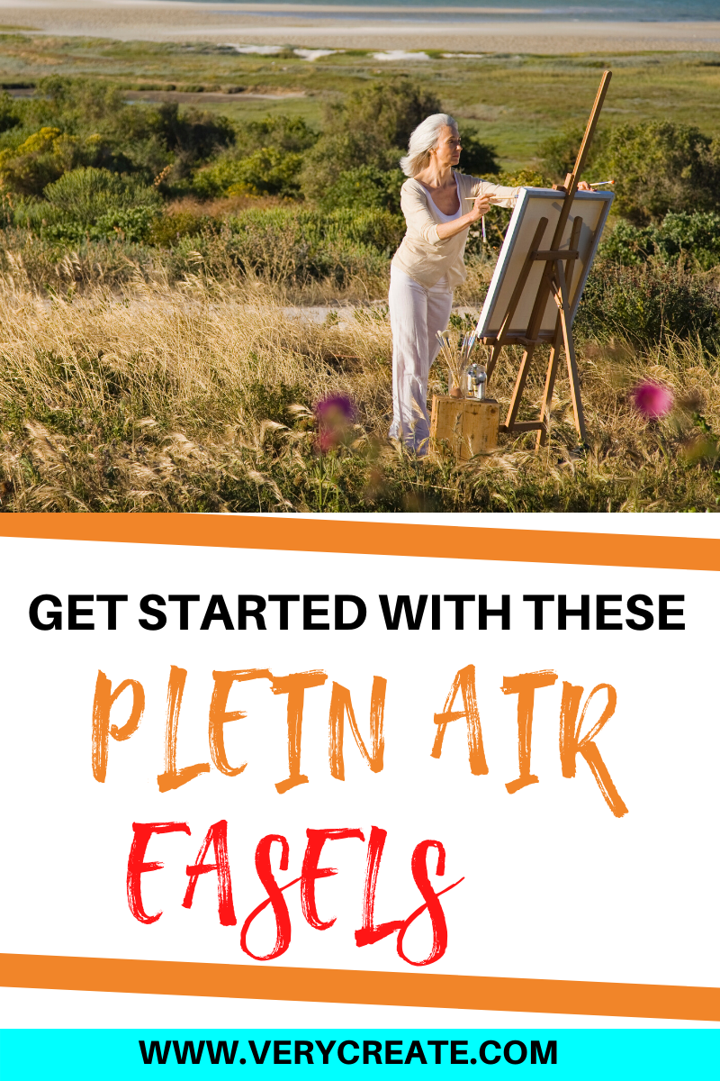 Get Started With These Plein Air Easel In 2020 Kids Art Supplies Plein Air Easel Relaxing Coloring Book