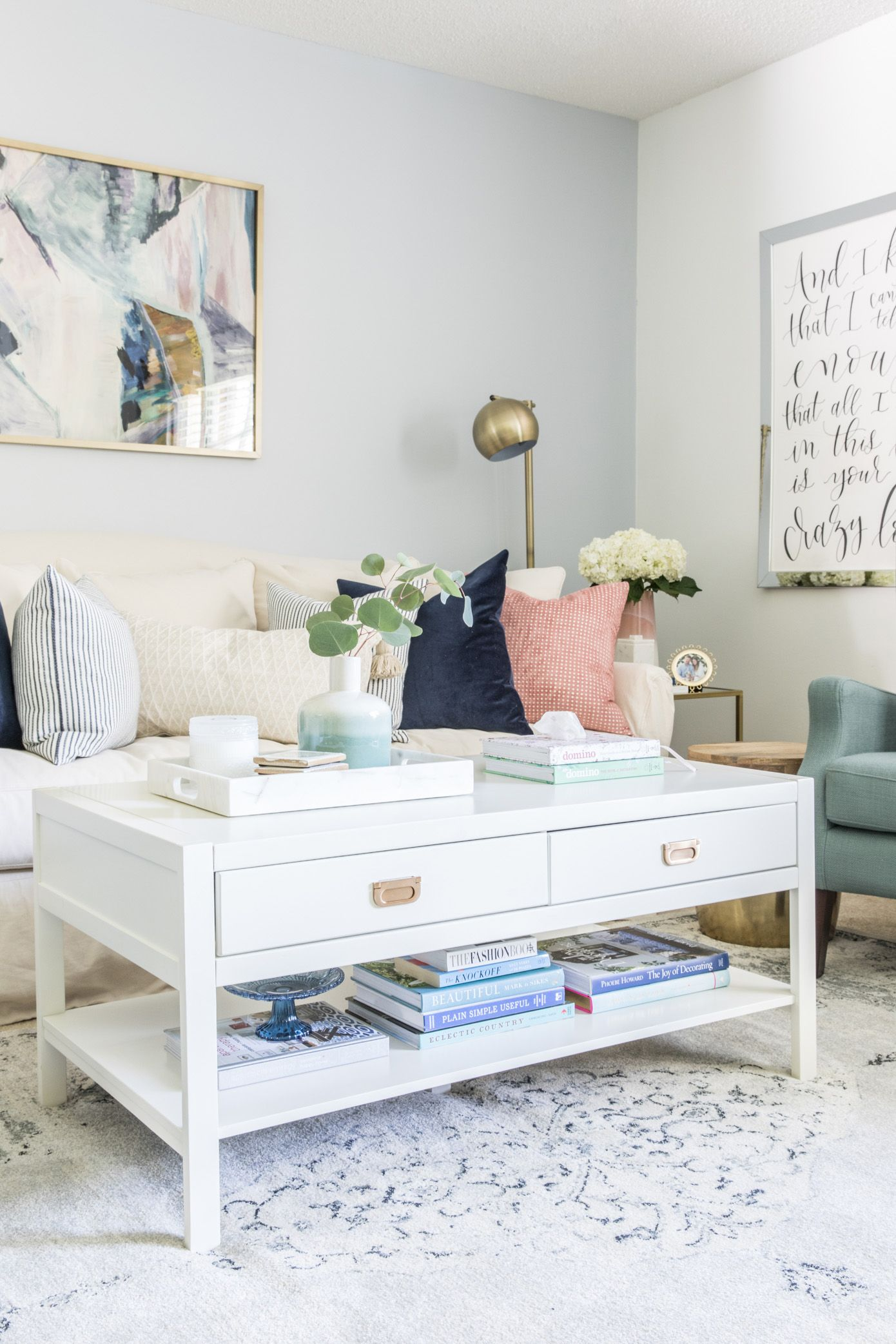 Home: Designing The Living Room
