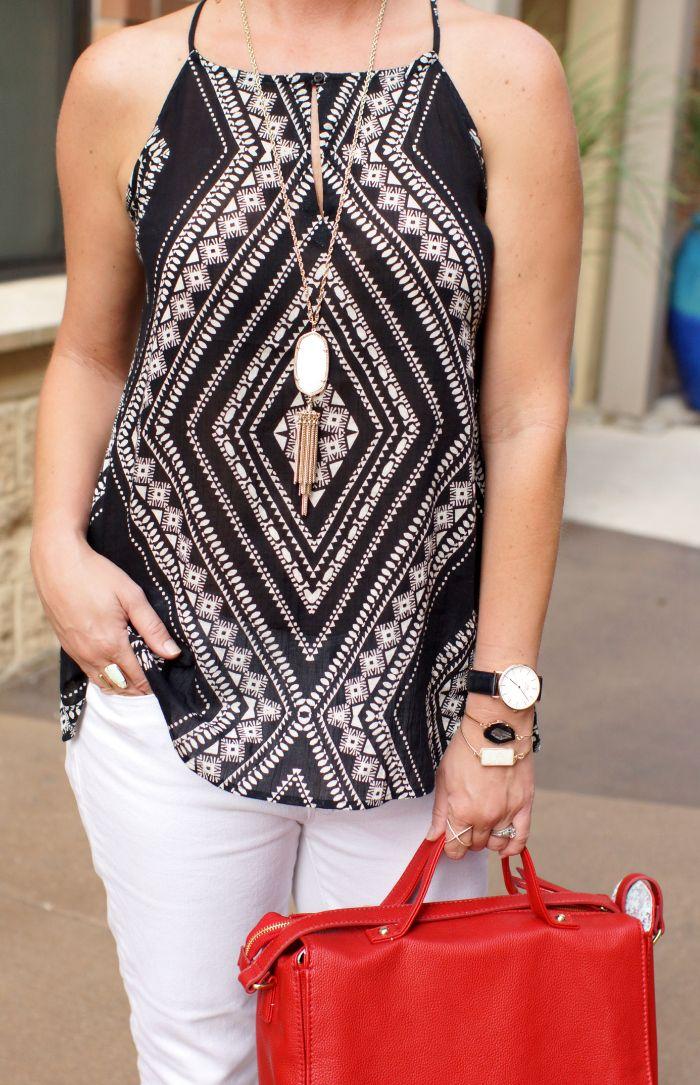 Kendra Scott Rayne Tassel Necklace | Because Shanna Said So
