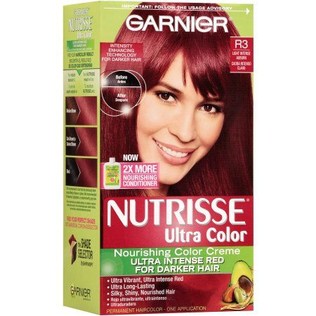 Garnier Nutrisse Ultra Color Intense Hair Color For Dark