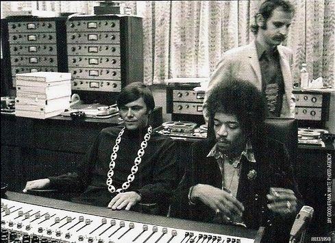 With Gary Kellgren Amp Eddie Kramer The Record Plant Nyc