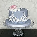 Thank You Cake by SmallThingsIced