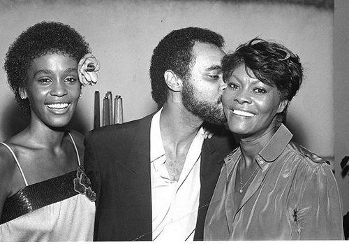 Whitney Houston Dionne Warwick Whitney Houston Whitney Black