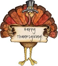 Clip Art Funny Thanksgiving
