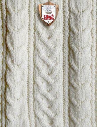 Twomey Clan Aran Throw Clans Pinterest Aran Sweaters Cable Unique Aran Throw Blanket